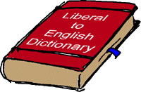 The Liberal-to-English Dictionary