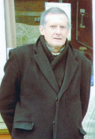 Ken Shapcott - EFP Treasurer