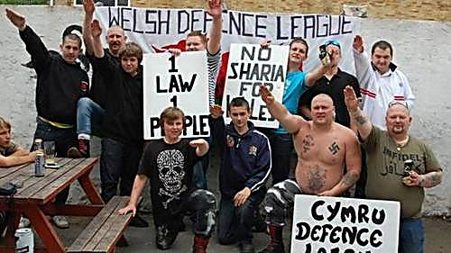 EDL_wales