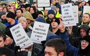 British dole queues set to lengthen as immigration limits set aside