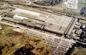 Avro's Oldham factory - now long gone - was the birthplace of the RAF's Lancaster bomber