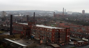 Oldham - former cotton capital of the world, now the symbol of British nationalism's rise and fall