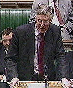 Michael Meacher, whose Oldham West seat disappears in the proposed boundary changes