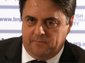 Nick Griffin will never be trusted again – by nationalist activists or by the wider electorate.