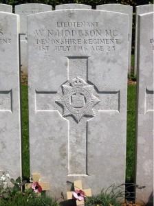 hodgson-grave