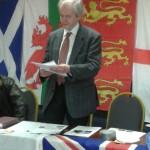 Heritage and Destiny's Peter Rushton