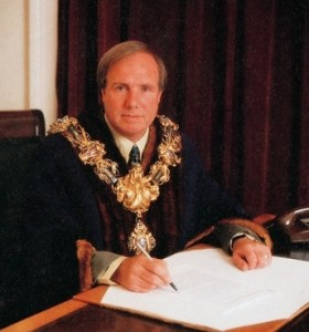 Harold Parker. Preston City Council leader (1982-92) and Guild Mayor (1992)