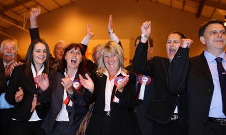 Burnley's BNP branch in happier days