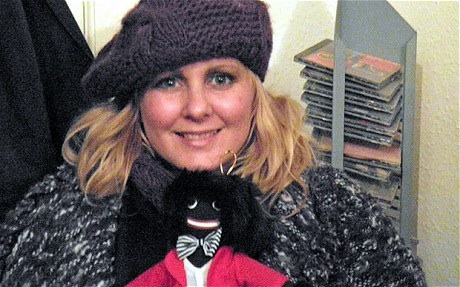 Dudley UKIP candidate Star Etheridge was forced out of the Tory Party last year for posting this golliwog photo!