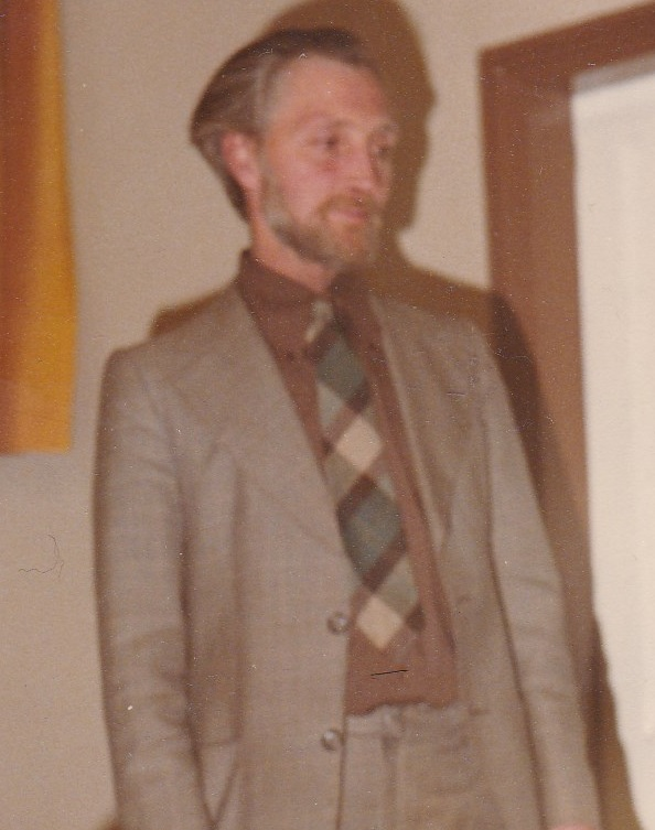 Ray Adshead, first West Midlands organiser of the BNP