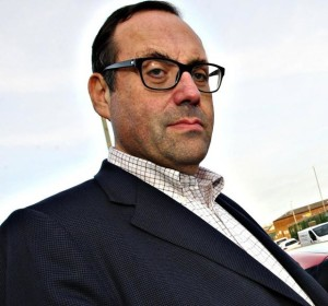 Richard Harrington – Britain's new minister for Syrian refugees