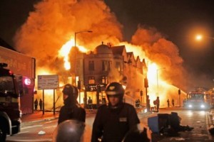 Croydon burns in 2011: is this the London indigenous Brits really want?