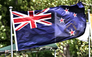 New Zealanders will continue flying the flag!