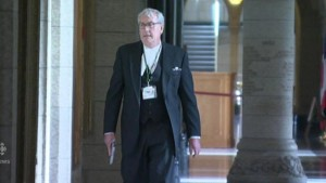 In October 2014 as Sergeant-at-Arms of the Canadian Parliament, Kevin Vickers shot terrorist Michael Zehaf-Bibeau who had earlier killed a young Canadian sentry.