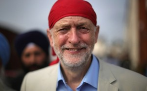 Corbyn - turban