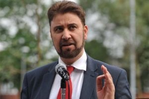 Afzal Khan, boss of Gorton's most powerful ethnic voting machine