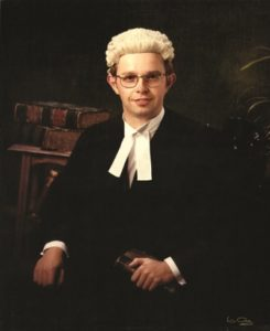 Queen's University law lecturer Edgar Graham, murdered by the IRA in December 1983