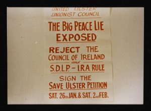 A poster for the original UUUC in the 1970s