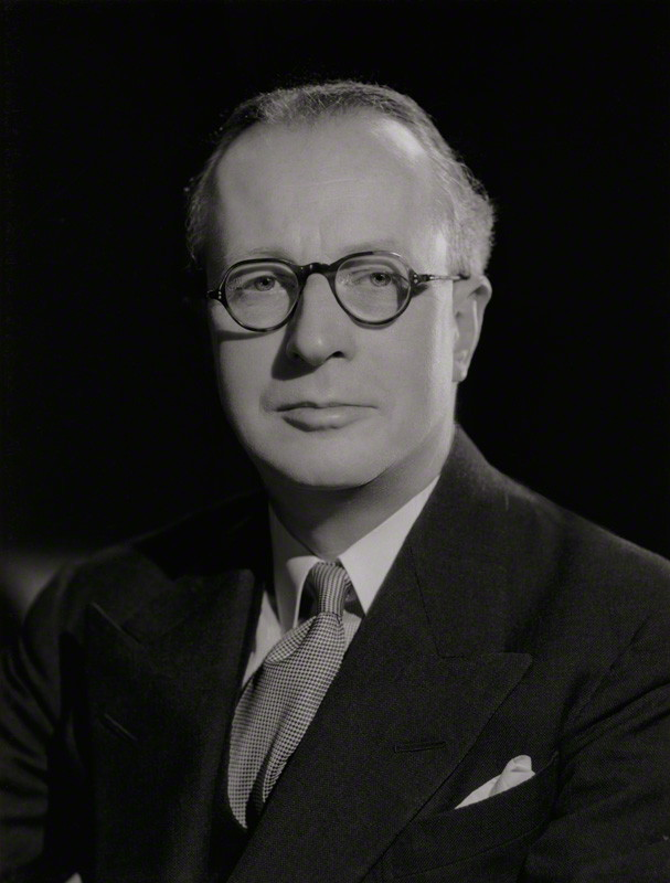 Victor Cavendish-Bentinck, wartime intelligence supremo and 'Holocaust' sceptic, photographed in 1947