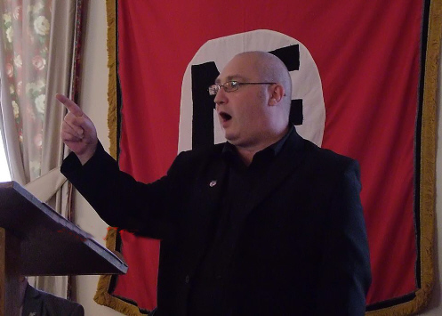 Kevin Bryan addressing the SW Forum in May 2017