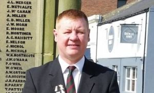 Ex-serviceman Pete Molloy, a former BNP activist, achieved one of the few good nationalist votes standing as an independent.