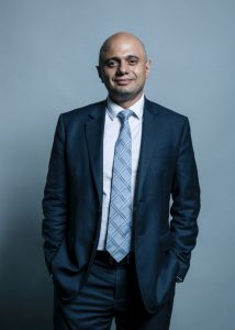 Sajid Javid, the UK's first Asian Home Secretary